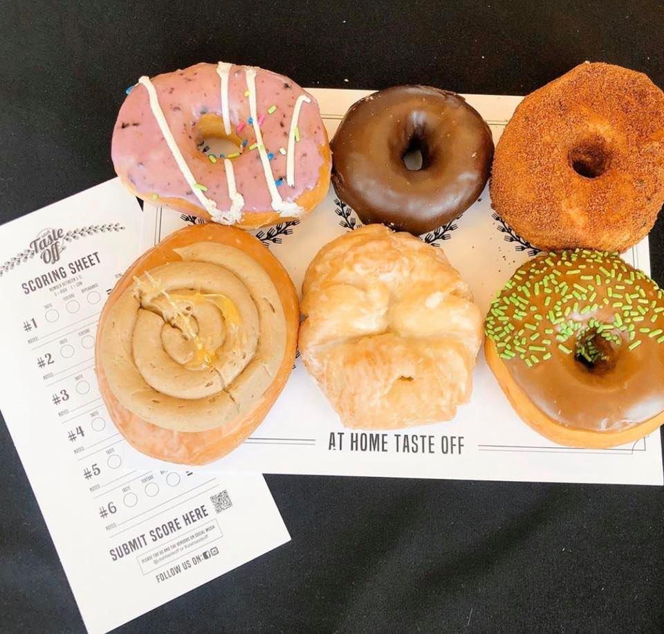 Utah Taste Off - Donuts