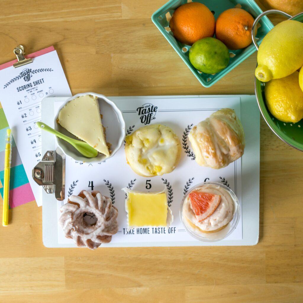 best citrus desserts