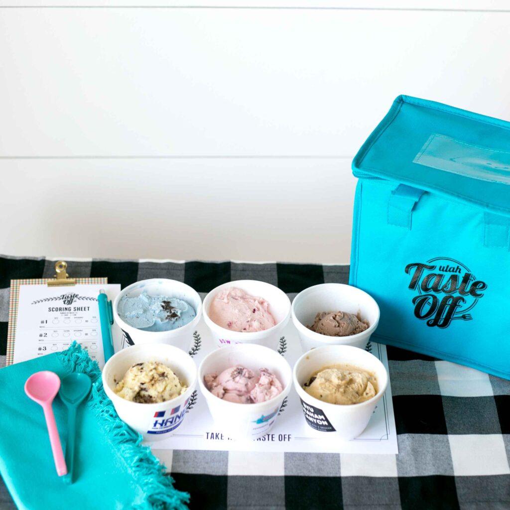 utah taste off kit ice cream